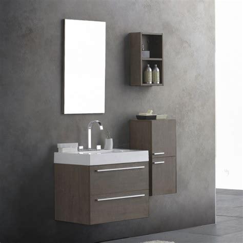meuble de salle de bain suspendu 690