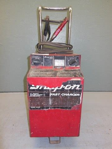 z 504 snap on battery charger