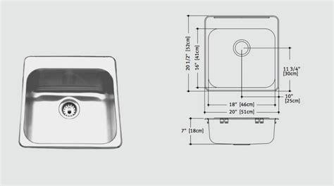 evier cuisine dimension dimension evier simple cuisine image sur le design maison