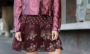 Kleid Mit Stiefeletten : outfit lederjacke metallic boho kleid stiefeletten mit fransen purpur khaki 13 lavie deboite ~ Frokenaadalensverden.com Haus und Dekorationen