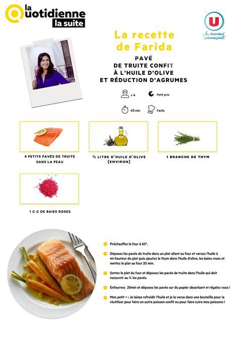 recette cuisine quotidienne les recettes la quotidienne la suite 5 food