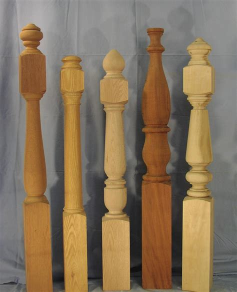 newel posts  woodworks company