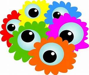 ภาพประกอบฟรี: การ์ตูน, ดวงตา, ดอกไม้, ธรรมชาติ ภาพฟรีที่ Pixabay 268508