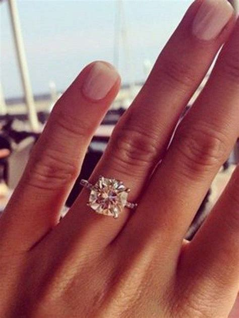 engagement ring photos that blew up pinterest who what wear