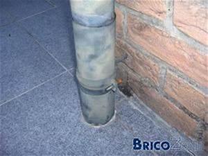 Réparer Une Gouttière En Zinc : r paration descente zinc ~ Premium-room.com Idées de Décoration