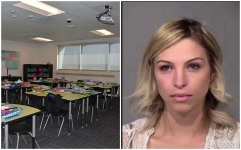 Teacher Had Sex With 13 Year Old While Another Student Watched
