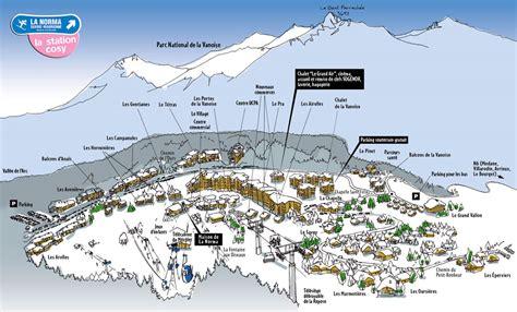chalet des domaines de la vanoise residence les balcons d 239 s 20 la norma location vacances ski la norma ski planet