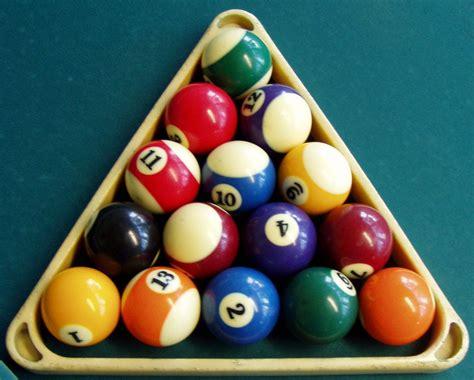 how to rack pool balls 14 und 1 endlos