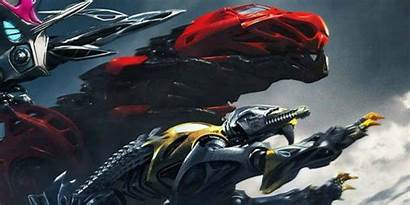Rangers Power Zords Poster Screenrant Every Final