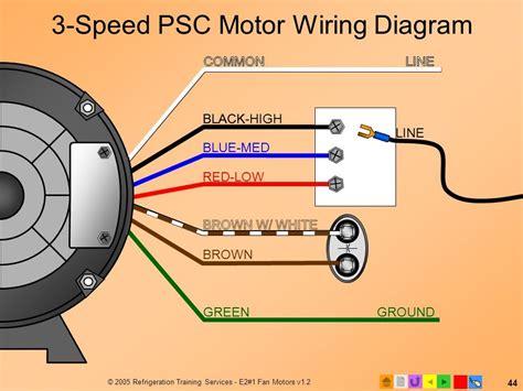 3 speed ac motor wiring diagram tciaffairs