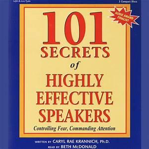 101 Secrets of Highly Effective Speakers - Audiobook ...