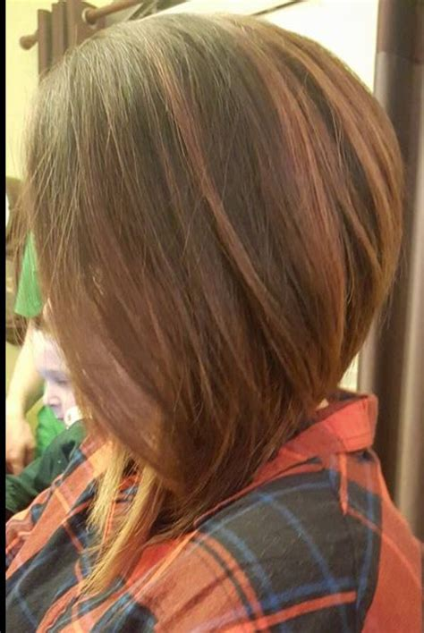 dramatic a line bob my style in 2019 hair styles