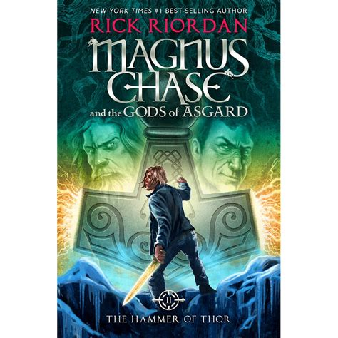 The Hammer Of Thor Magnus Chase And The Gods Of Asgard