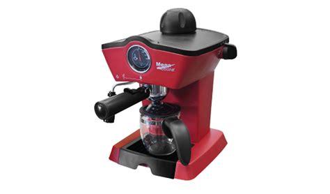 6 quick cup from mr. Espresso Cappuccino Coffee Maker Mega Cocina   La Principal