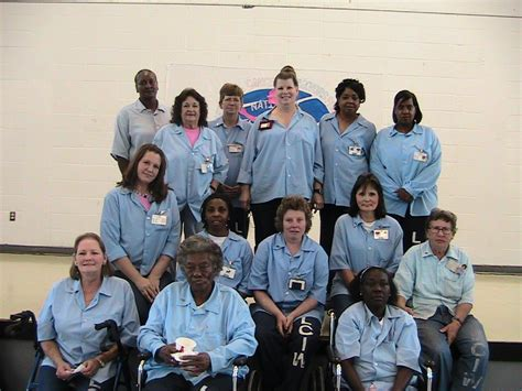 Cancer Services of Greater Baton Rouge: Support Behind Bars: Our Program for Women Fighting