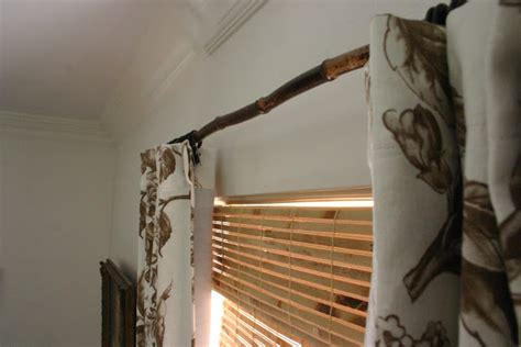 bamboo curtain rods the gardener s cottage