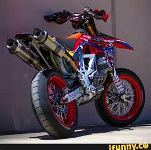 Supermoto Motorcycle Meme