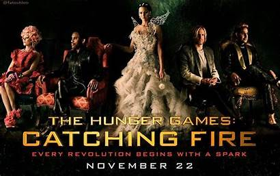 Fire Catching Wallpapers Hunger Games