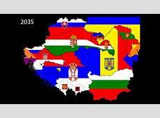 new balcan map 20252035 YouTube
