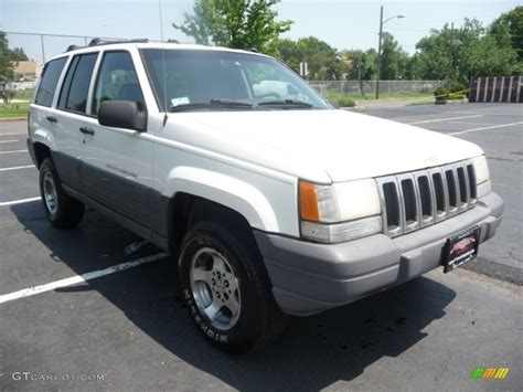 jeep grand cherokee laredo white 1996 stone white jeep grand cherokee laredo 4x4 50085669