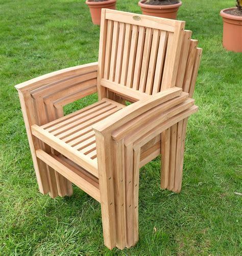 Gartenstühle holz stapelbar  Gartenstühle Holz Weiß Saigonford Info