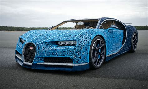 1 description 2 background 3 lego.com description 4 gallery 5 external links the it is based off of the bugatti chiron, which is currently the fastest car in the world, the engine in the real bugatti has 1500 horsepower, producing. LEGO Built A Life-size Bugatti Chiron That Is Actually Drivable!   SHOUTS