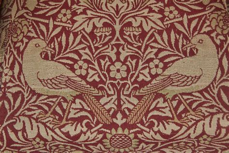 William Morris Upholstery Fabric by Birmingham Museums