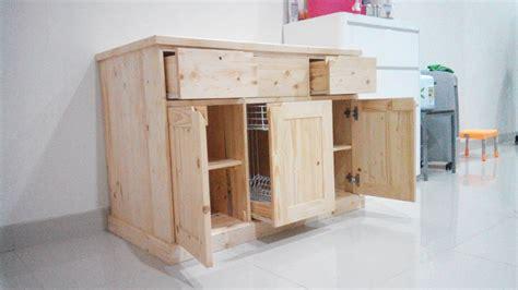 rak dapur kayu desainrumahidcom