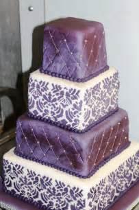 purple wedding cake wedding cake diary of a cakeaholic