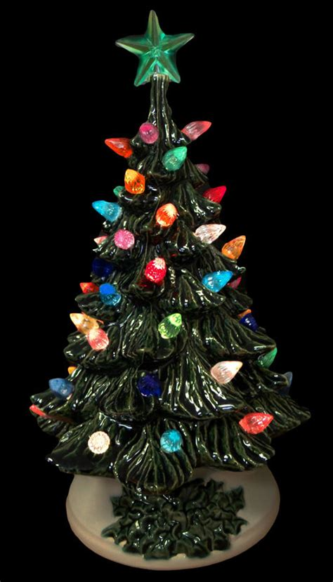 how to make a ceramic christmas tree ceramic tree medium ebay