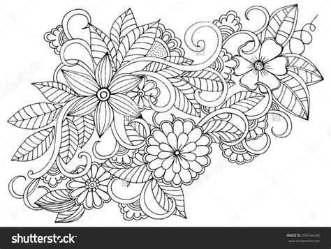 Relaxing Coloring Pages - Democraciaejustica