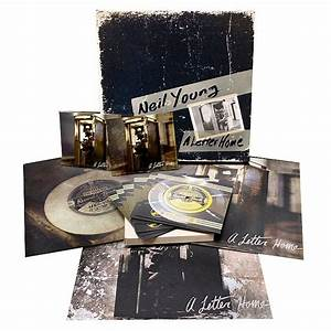 neil young a letter home vinyl at juno records With neil young a letter home vinyl