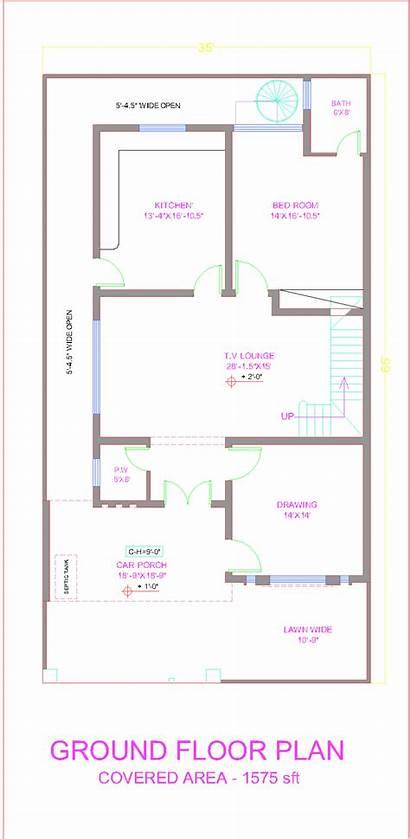 Plan Marla Map Pakistan Maps Layout Floor