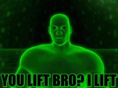 Green Man Meme - green man lifts do you even lift know your meme