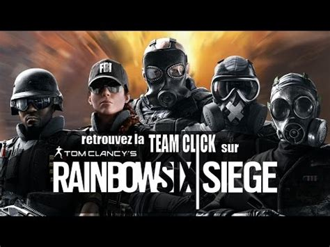 siege v駘o rediffusion du live du 10 avril rainbow six siege alpha