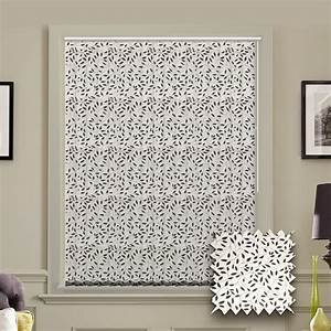Made, To, Measure, Vertical, Blinds, In, Chatsworth, Black, Fabric, White, Patterned, Fabric