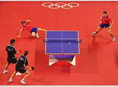 Rio Olympics Table Tennis Equipment, Rules, History