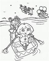 Pages River Coloring Nile Water Park Dora Drawing Sheet Getdrawings Printable Getcolorings Colorings sketch template