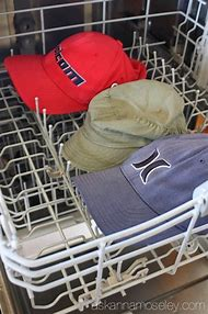 Washing Baseball Caps Hats