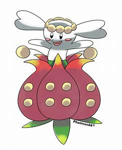 Flabebe the Fairy pokemon