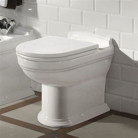 villeroy boch toilette villeroy boch hommage back to wall toilet bathrooms direct