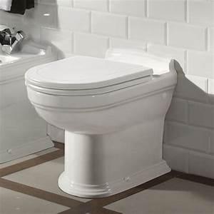 Hänge Wc Villeroy Und Boch : villeroy boch hommage back to wall wc uk bathrooms ~ Watch28wear.com Haus und Dekorationen