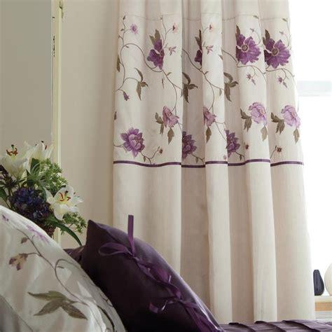 purple floral duvet or curtains or bedspread ebay