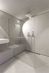 Barrierefreie Dusche Nachträglicher Einbau : bodenebene duschen modern leicht und barrierefrei ~ Michelbontemps.com Haus und Dekorationen