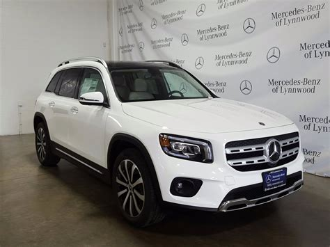 Then browse inventory or schedule a test drive. New 2020 Mercedes-Benz GLB GLB 250 4MATIC® SUV in Lynnwood #202858 | Mercedes-Benz of Lynnwood