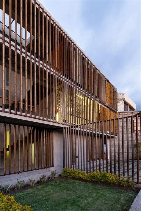 Wohnhaus Edificio Criba In Ambato by Rama Estudio Edificio Criba In Ambato Ecuador Livegreenblog