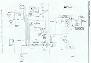 1972 Buick  Air Conditioning Wiring Diagram  Manual  4l