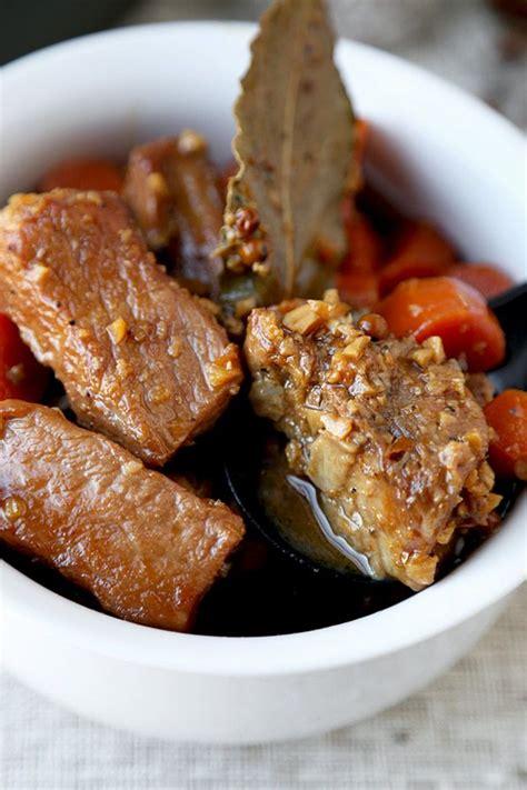 Easy Pork Adobo Recipe Filipino
