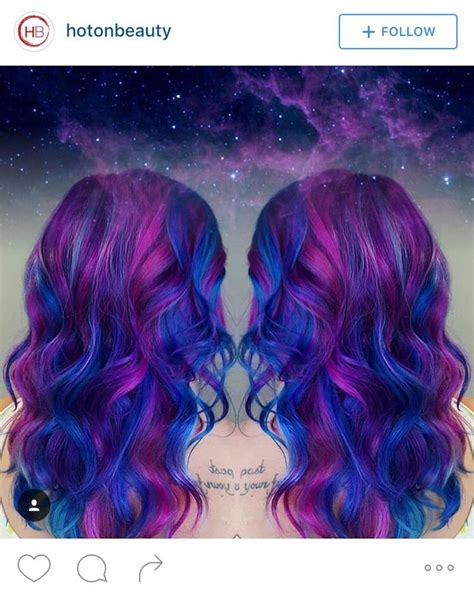 la galaxy colors best 25 galaxy hair color ideas on hair