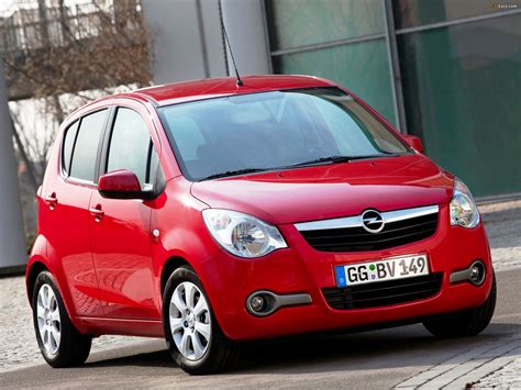 Opel Agila by 2009 Opel Agila Photos Informations Articles